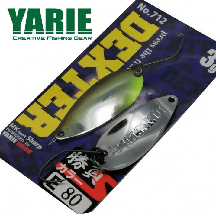 Yarie 712 Dexter 3.0g Блесна E80
