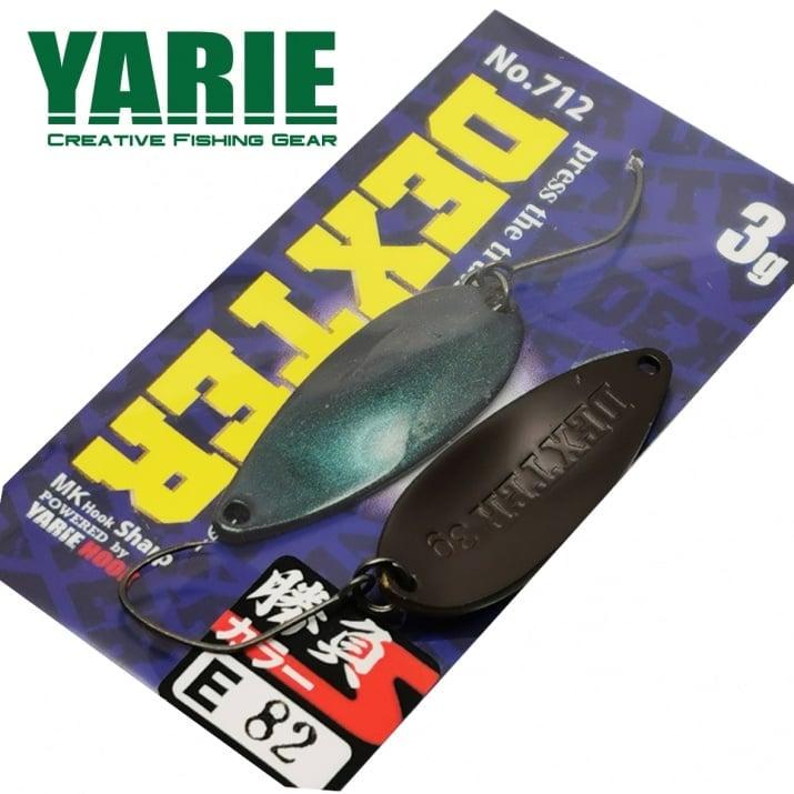 Yarie 712 Dexter 3.0g Блесна E82