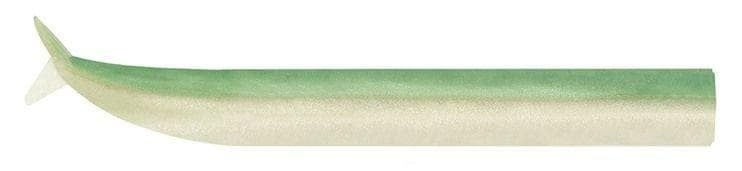 Fiiish Crazy Sand Eel №1, 10cm Силиконова примамка Pearl Green