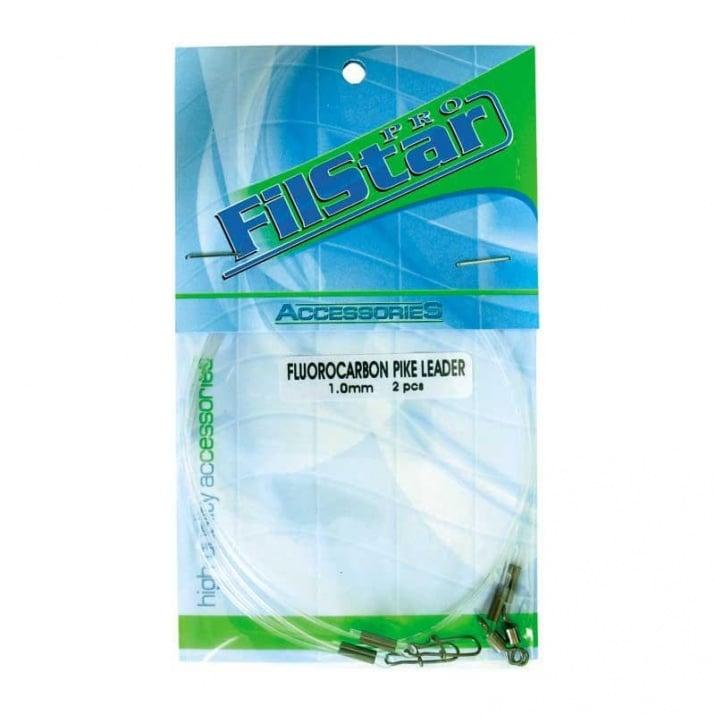 FilStar Повод за щука Флуорокарбон