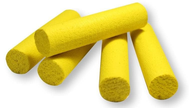 Filstar Rainbow Foam Rod - yellow Пръчки пяна