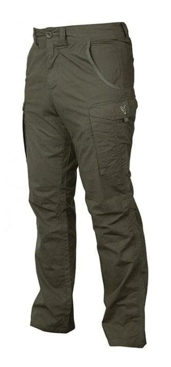 Fox Collection Green & Silver Combat Панталон