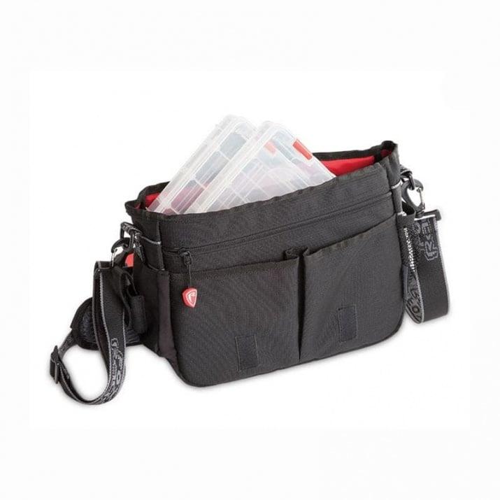 Fox Rage Voyager Messenger Bag + 2 boxes Чанта