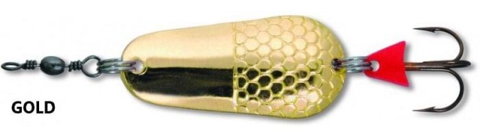 Zebco Classic Spoon 45гр Въртяща блесна #gold