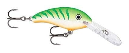 Rapala Shad Dancer 4см Воблер RSL GTU