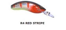 HALCO Rellik Doc 75 Воблер R4 Red Stripe