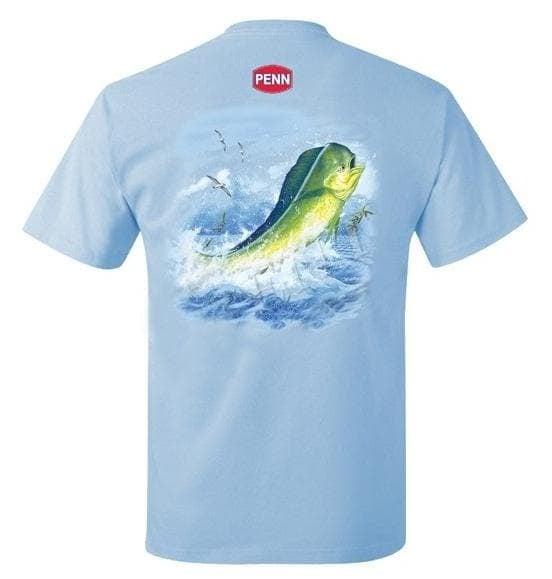 HARDY MAHI BLUE Тениска/Фланелка
