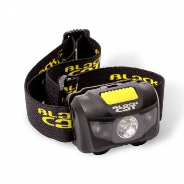 Black Cat Headlamp Челник фенер
