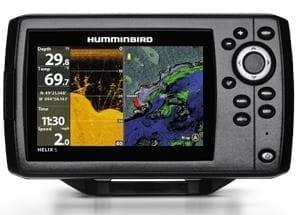 Humminbird HELIX 5 CHIRP DI GPS G2 Сонар