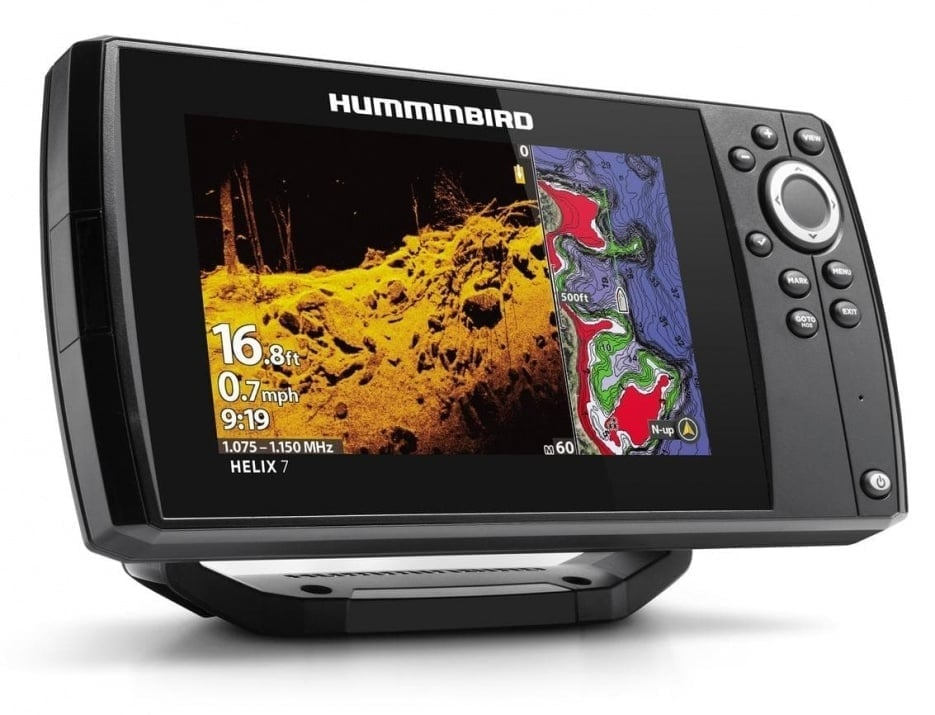 Humminbird HELIX 7 CHIRP GPS G3 Сонар