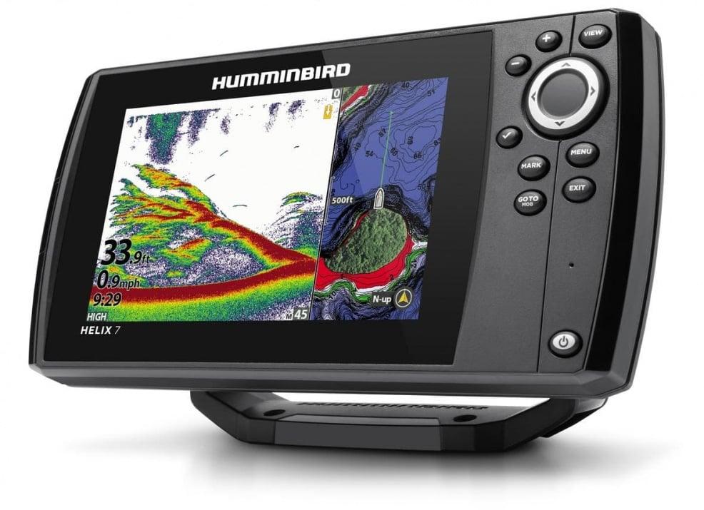 Humminbird Helix 7 CHIRP MEGA DI GPS G3 Сонар