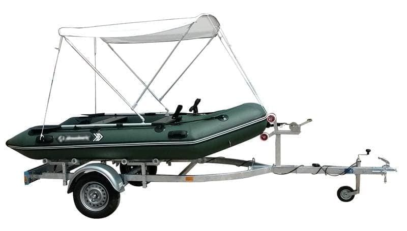 HydroSun II 120-140 Сенник за лодка