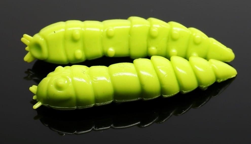 Libra Lures KUKOLKA 27 Силиконова примамка 027 Green apple (вкус Рак)