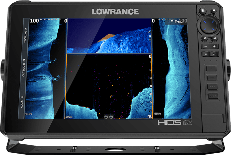 Lowrance HDS 12 LIVE StructureScan 3D Сонар
