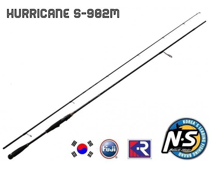 Black Hole Hurricane SWII KR S-902M 2.74m Спининг въдица