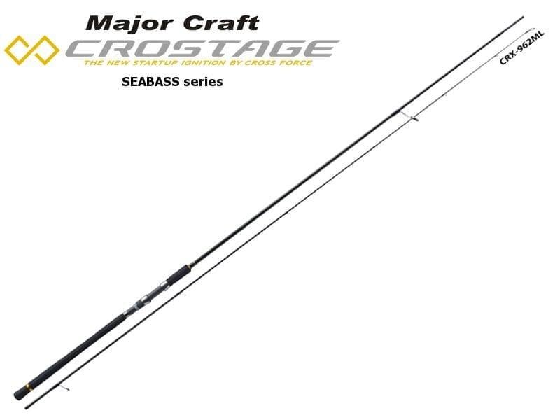 Major Craft New Crostage CRX-962M Seabass Series Въдица