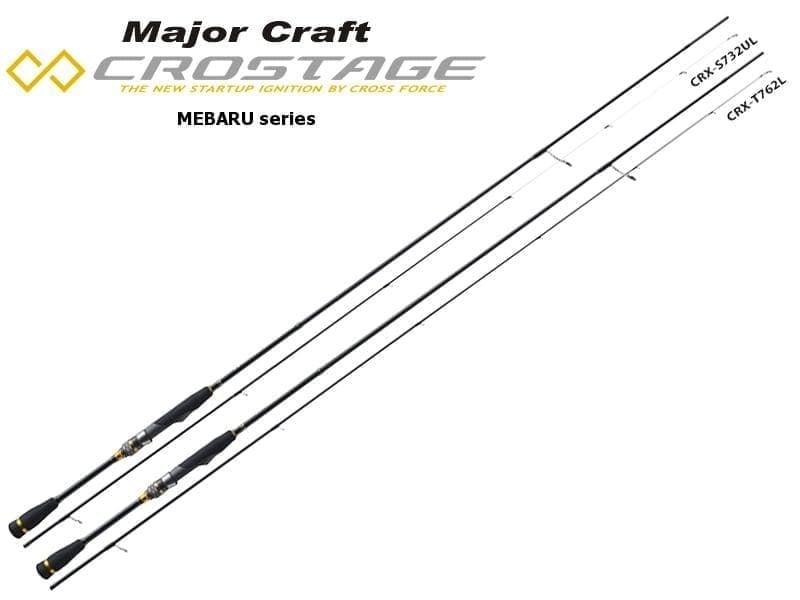 Major Craft New Crostage CRX-T762ML Mebaru Series