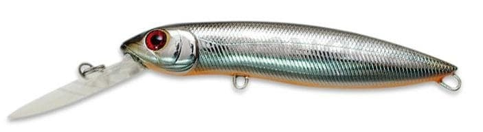 Pontoon 21 Moby Dick 100 Воблер 100F-DR 051