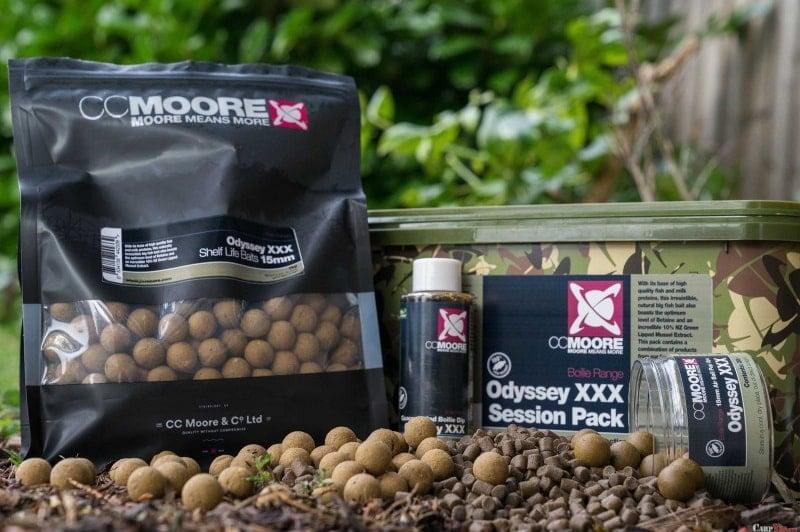 CC MOORE Odyssey XXX Session Pack - Комплект за риболов