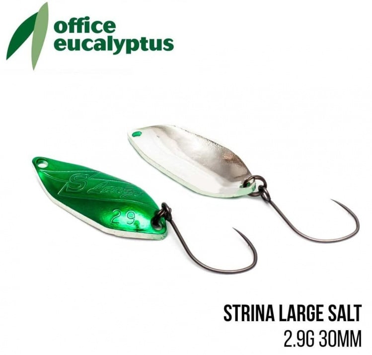 Office Eucalyptus Strina Large 2.9g Блесна