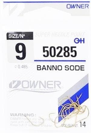 Owner Banno Sode Единична кука 2