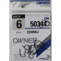 Owner Chinu Black 50344 Единична кука #6