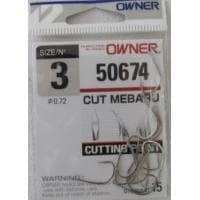 Owner Cut-Mebaru 50674 Единична кука #3