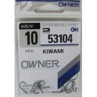 Owner Kappa Kiwami 53104 Единична кука #10