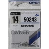 Owner Shirahae Единична кука #14