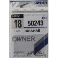 Owner Shirahae Единична кука #18