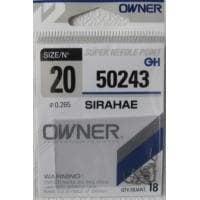 Owner Shirahae Единична кука #20