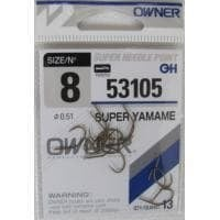 Owner Super Yamame 53105 Единична кука #8