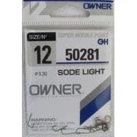 Owner T-Sode 50281 Единична кука #12