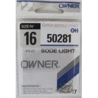 Owner T-Sode 50281 Единична кука #16