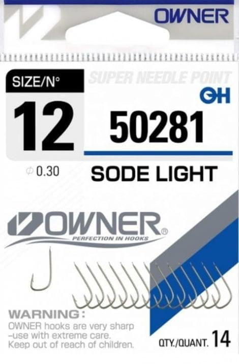 Owner T-Sode 50281 Единична кука
