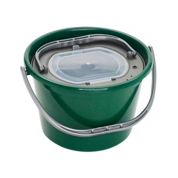 Кофа за жива стръв литра кръгл