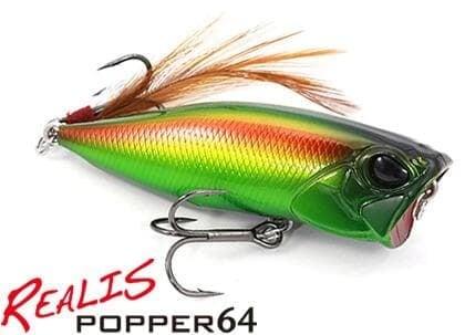 DUO Realis Popper 64 R-50 Воблер