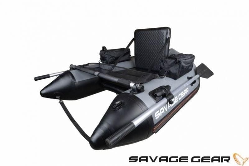 Savage Gear High Rider V2 Belly Boat 170 Проходилка