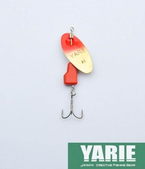 Yarie 672 Blender 2.1 гр. Блесна въртяща SP 1
