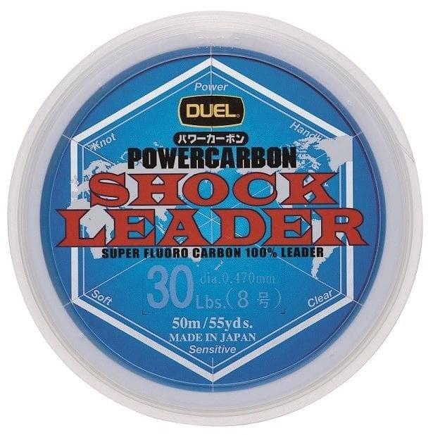 DUEL SHOCK LEADER - SCLFLUOROCARBON 50M Флуорокарбон