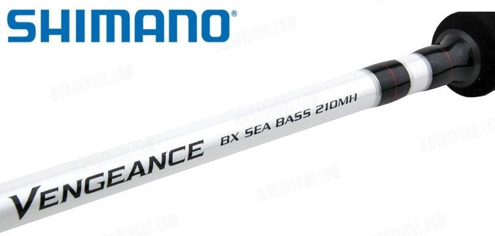 Shimano Vengeance BX Sea Bass Спининг въдица