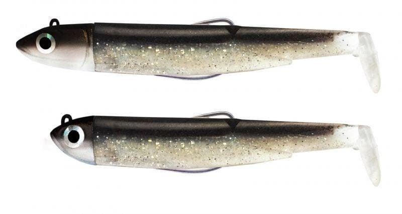 Fiiish Black Minnow Double Combo №1, 7cm, 3g+6g Комплект Trout