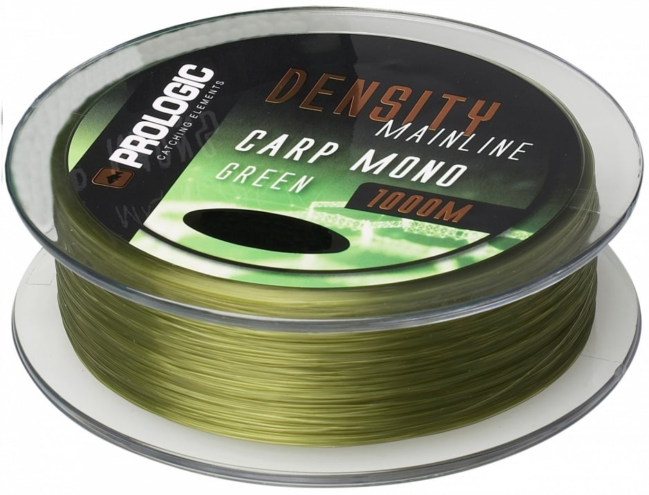 ProLogic Density Carp Mono Green Монофилно влакно
