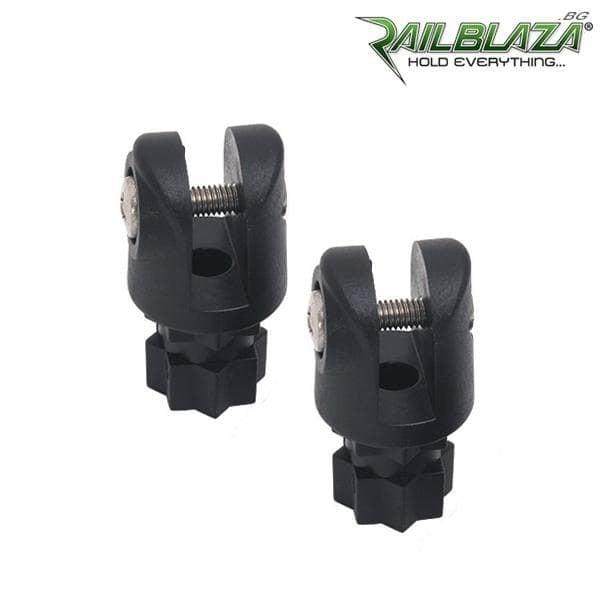 Railblaza Clevis/Bimini Support Основа за сенник Black