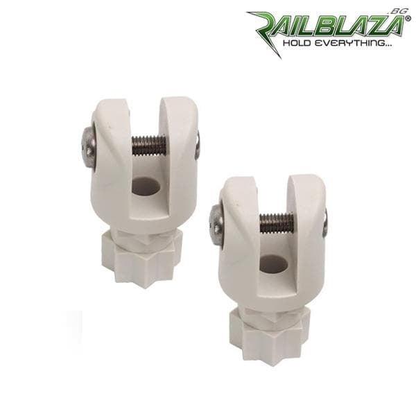 Railblaza Clevis/Bimini Support Основа за сенник White