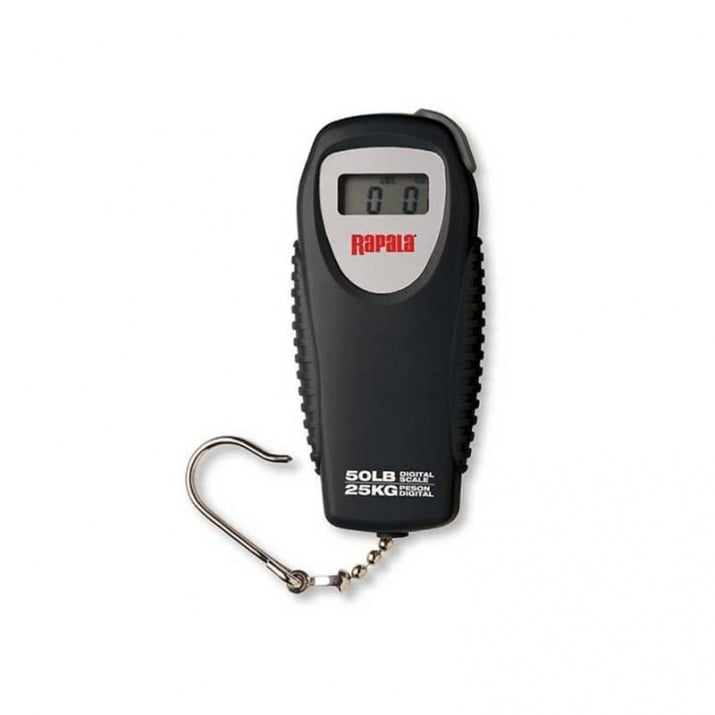 Кантар Rapala цифров - 25 kg
