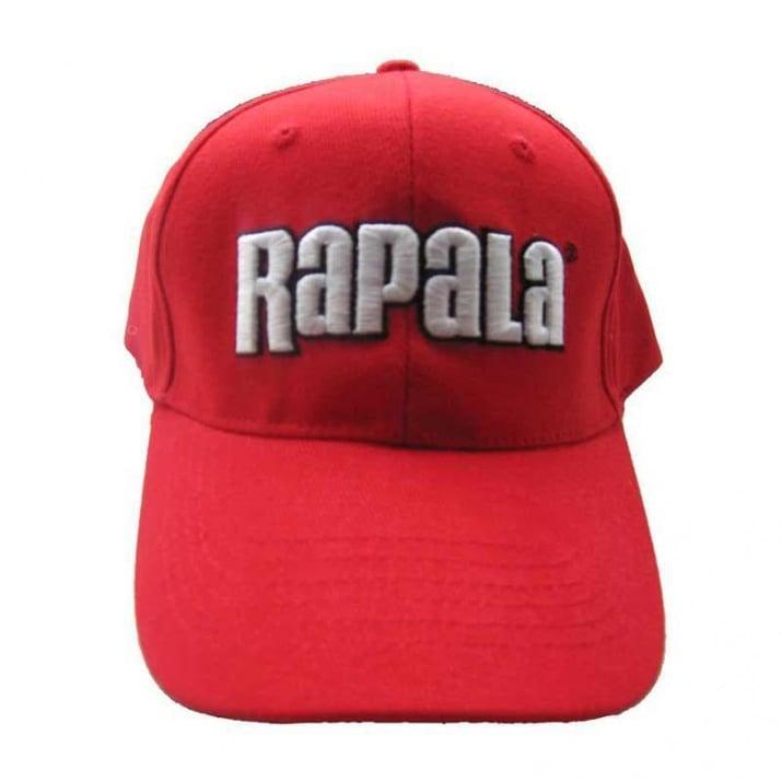 Rapala Шапка с козирка - червена