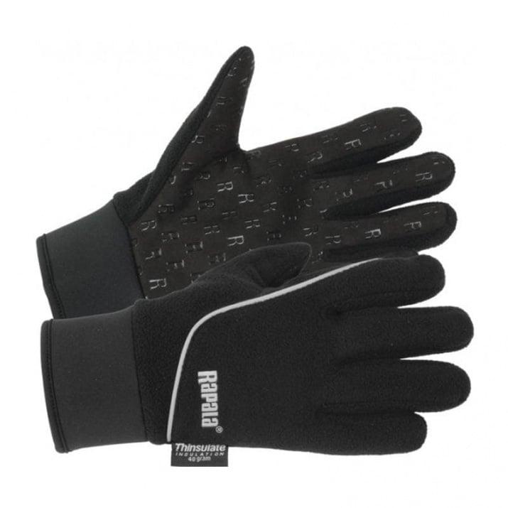 Rapala Stretch Glove - Rubberized Palm Ръкавици XL - /RSG-XL/