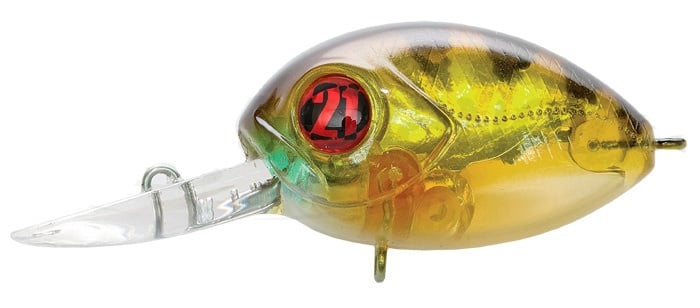 Pontoon 21 Red Rag 36F-SR Воблер 837 MI Gold Perch