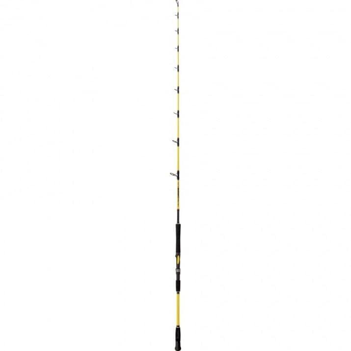 Rhino Black Cat Vertical Freestyle Fireball V-Jig 1.90m Въдица